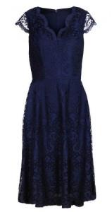 lace tall dress