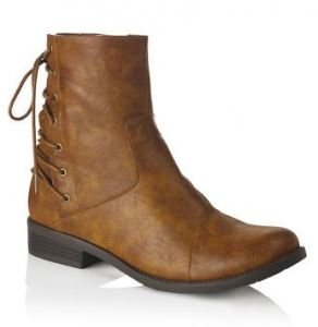 ankle lace up boots