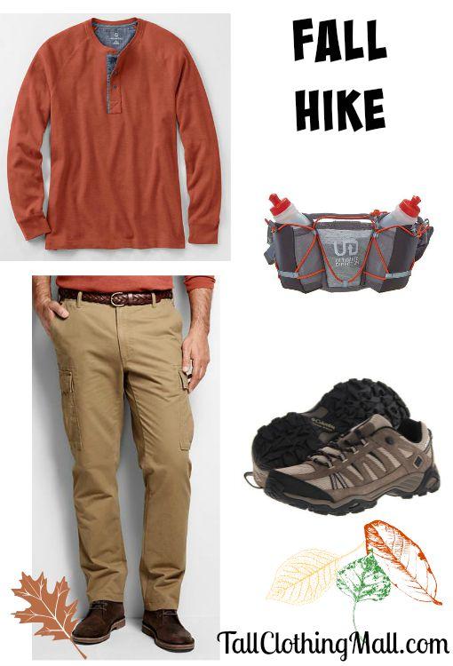 men's tall cargo pants