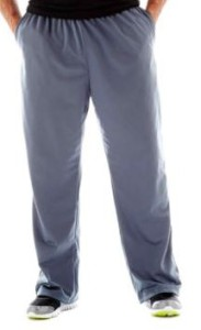 men's tall workout pants