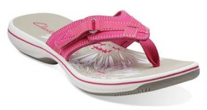 pink sandals on sale