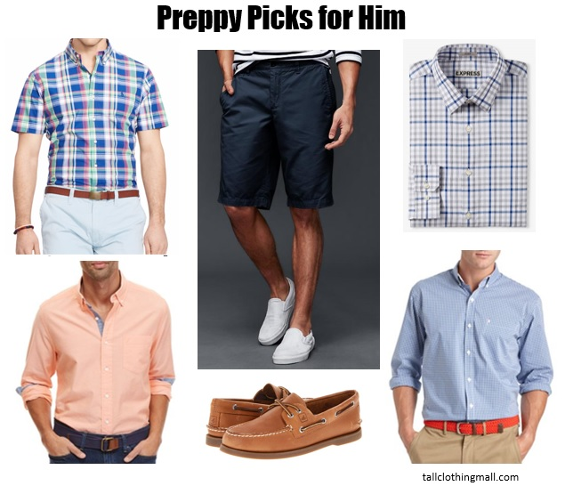 preppy picks