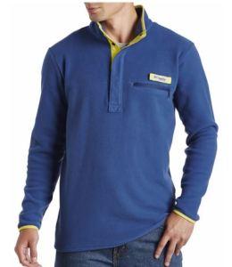 mens tall pullover
