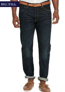 ralph lauren big and tall jeans