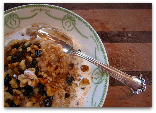 easy steel cut oats