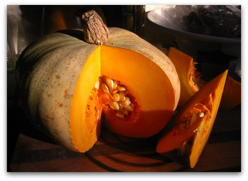 Sweet Meat Squash: Stores Well, Tastes Great