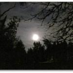 biggest full moon