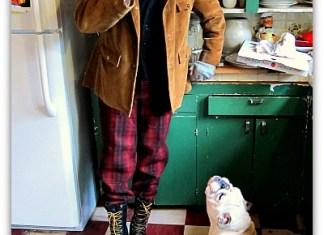 Greg Filson supermodel