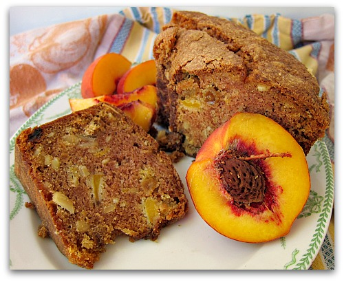 Peach Cake Recipe: A Peachy Version of Apple Cake