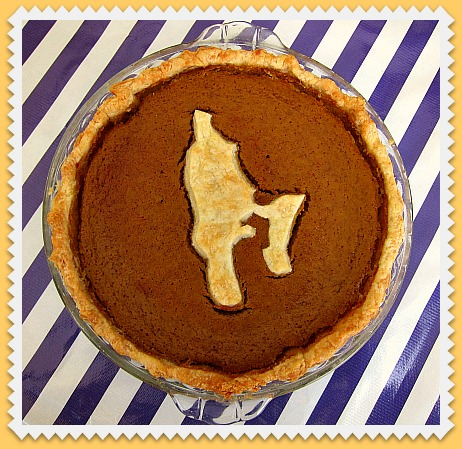 Pumpkin Pie Judge: Best Job Ever!