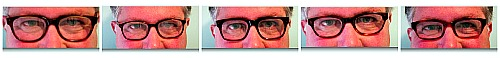five pair warby parker
