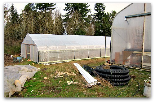 high tunnel hoop house greenhouse