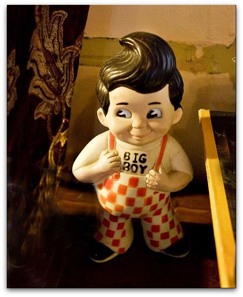 Bob's Big Boy doll