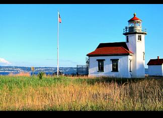 Point Robinson Lighthouse Vashon Island