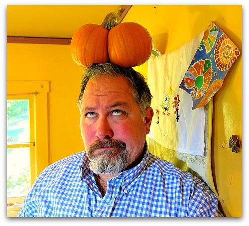 Confessions of a Pumpkinhead