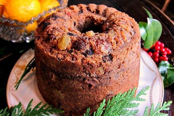 Free Range Fruitcake: Something to Cluck About!