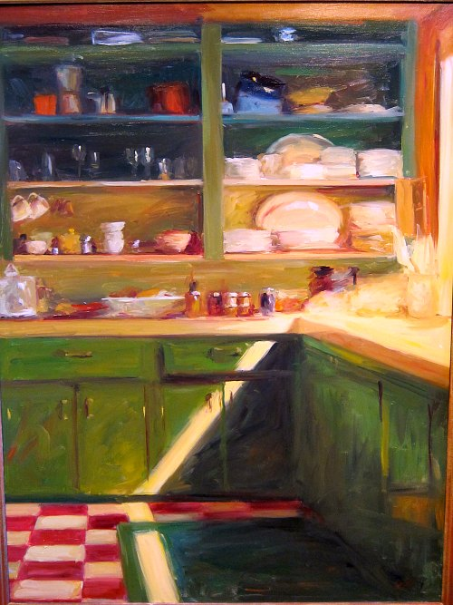 Pam Ingalls Painted My Kitchen (and the Way Home)