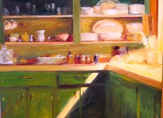 Tom's Kitchen II by Pam Ingallls
