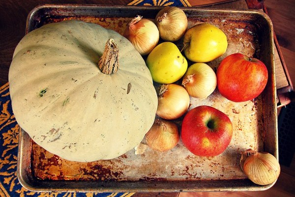 Warm Up to Roasted Pumpkin Soup