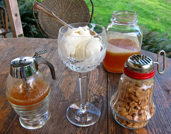 Honey of a Dessert – Sweet, Salty and Simple