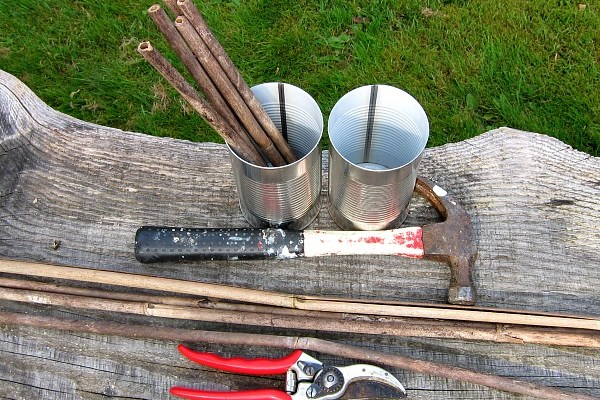 How to Make an Orchard Mason Bee House