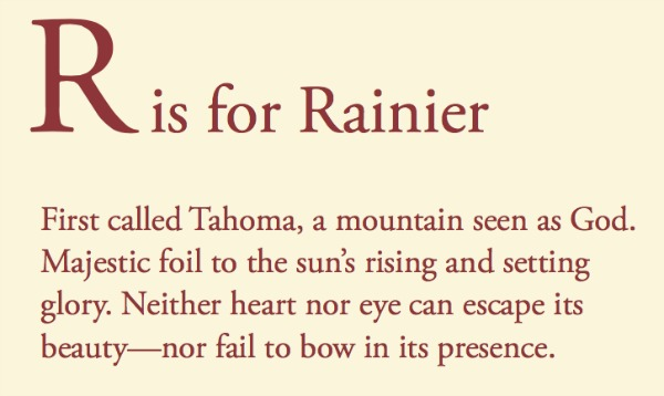 Tom Conway text Rainier