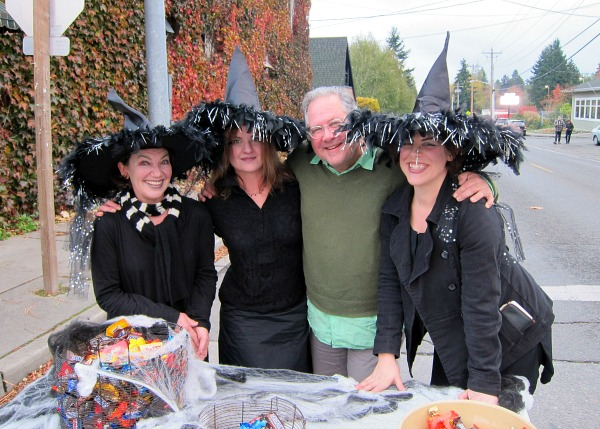 The friendly and beguling witches of Burton