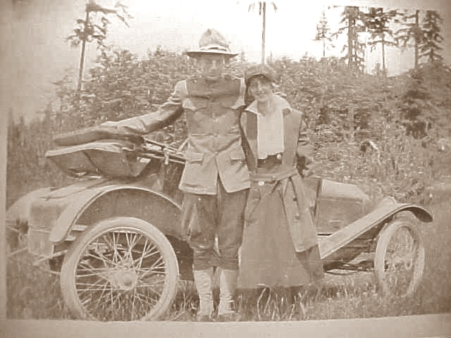 delbert danner and girlfriend
