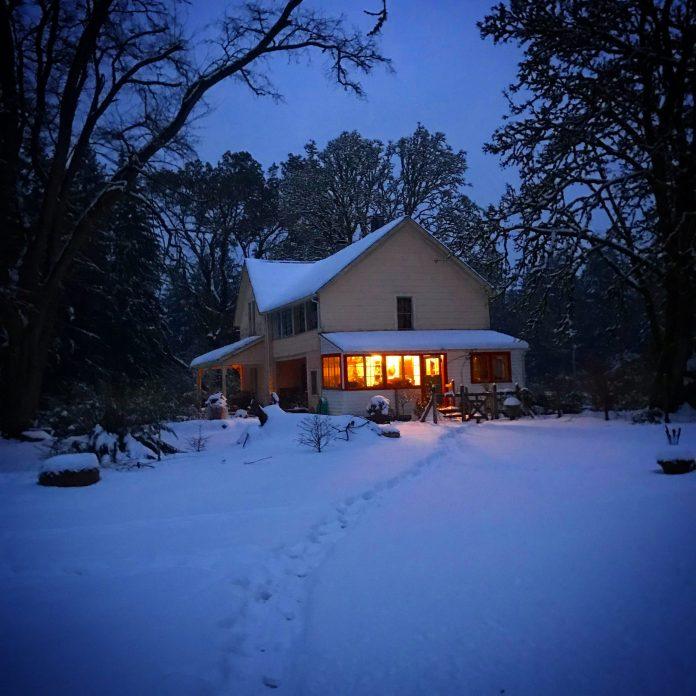 Vashon Farmhouse
