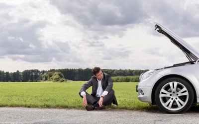 No arranca el coche ¿Cómo llevarlo al taller para arreglarlo?