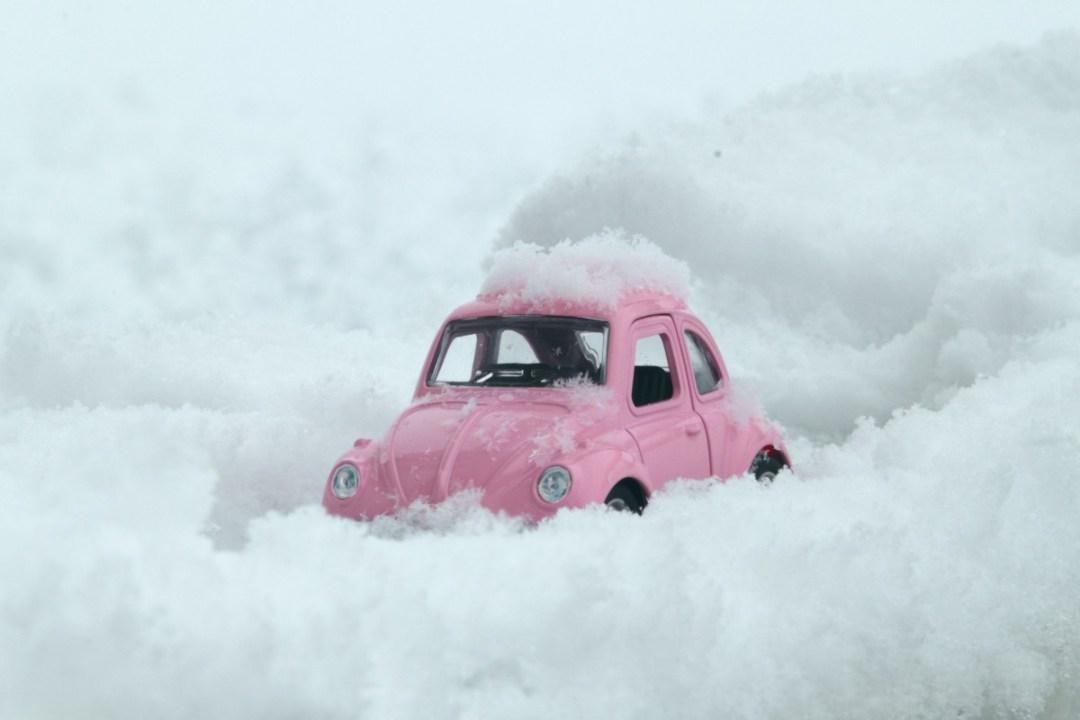 Cuida tu coche en invierno