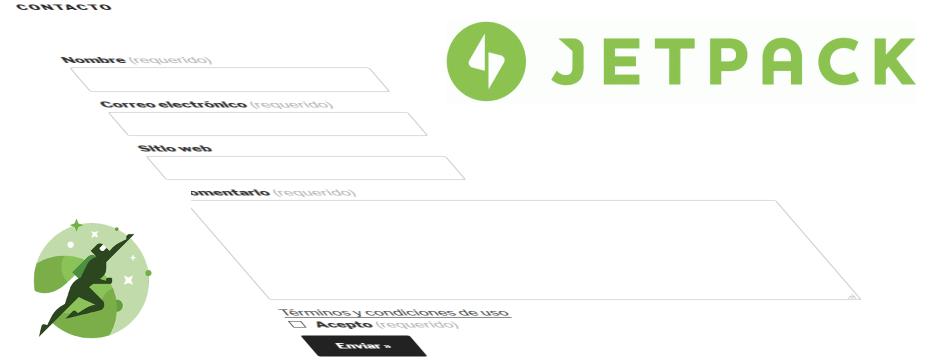Formulario Jetpack