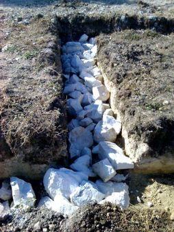 Cimentación 2- piedra