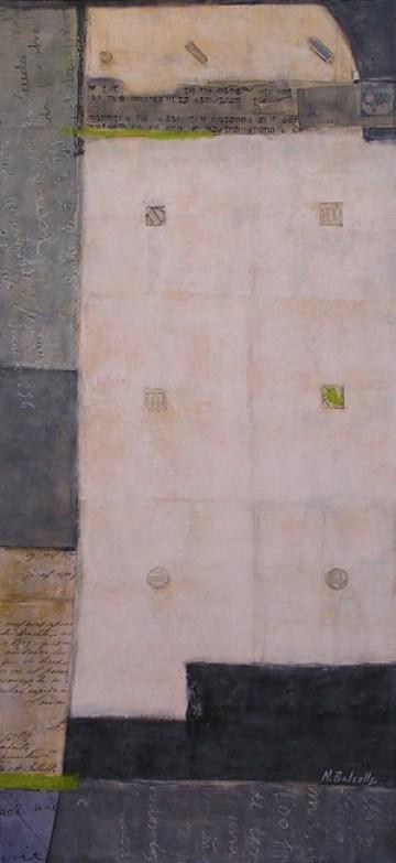 Tècnica mixta sobre tela. Barcelona