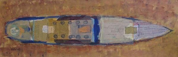 2. LLORET. Tècnica mixta. Acadèmia de pintura Barcelona