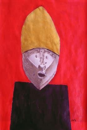 Pintura amb acrílic sobre foto. Classes a Barcelona