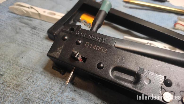 IMG_20210103_195623 Reparación de la palanca de agarre de la culata abatible de AK74U de DBOYS