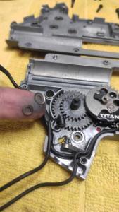 IMG_20210717_140348-169x300 Reparación de réplica M4 de Vega Force Company con cojinetes rotos