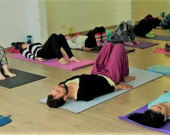 Āsana en el Hatha Yoga II