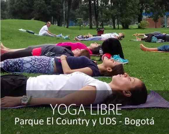 Yoga Libre en Bogotá