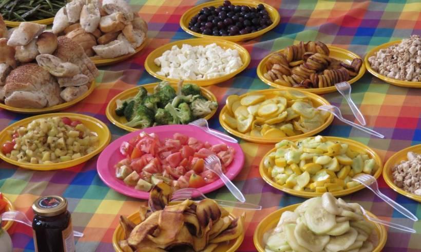 Cocina breve, saludable y deliciosa – Tapas Vegetarianas