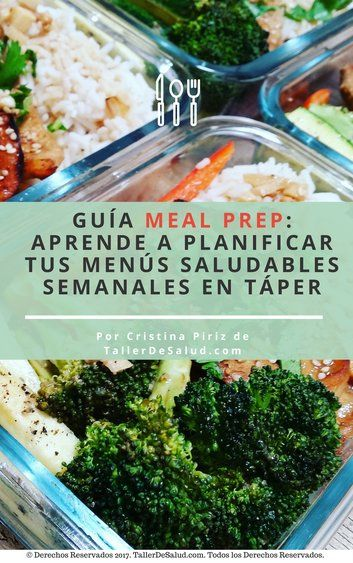Guia meal prep para principiantes ebook gratis