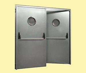 puertas cortafuegos en barcelona