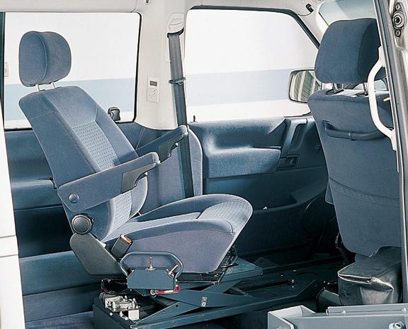 asiento R1209E