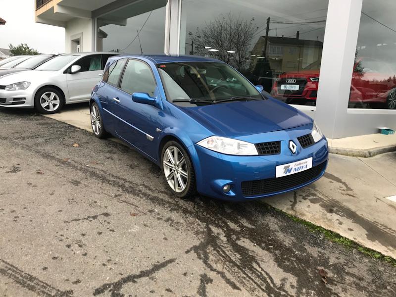 Renault Megane 1 9 Dci 6 Vel