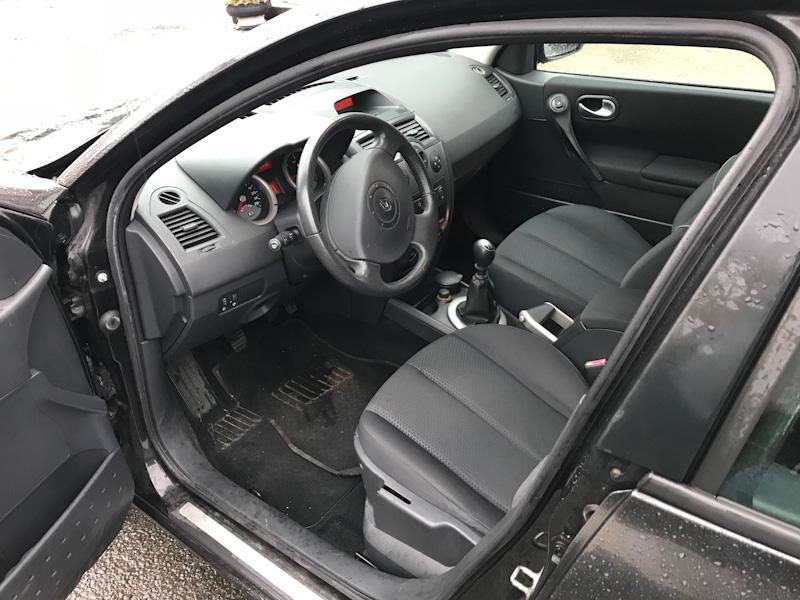 Renault Megane 1 9 Dci 100 Cv
