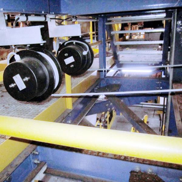 Enrolladores 10 mts 4x2,5 para carros de traslación