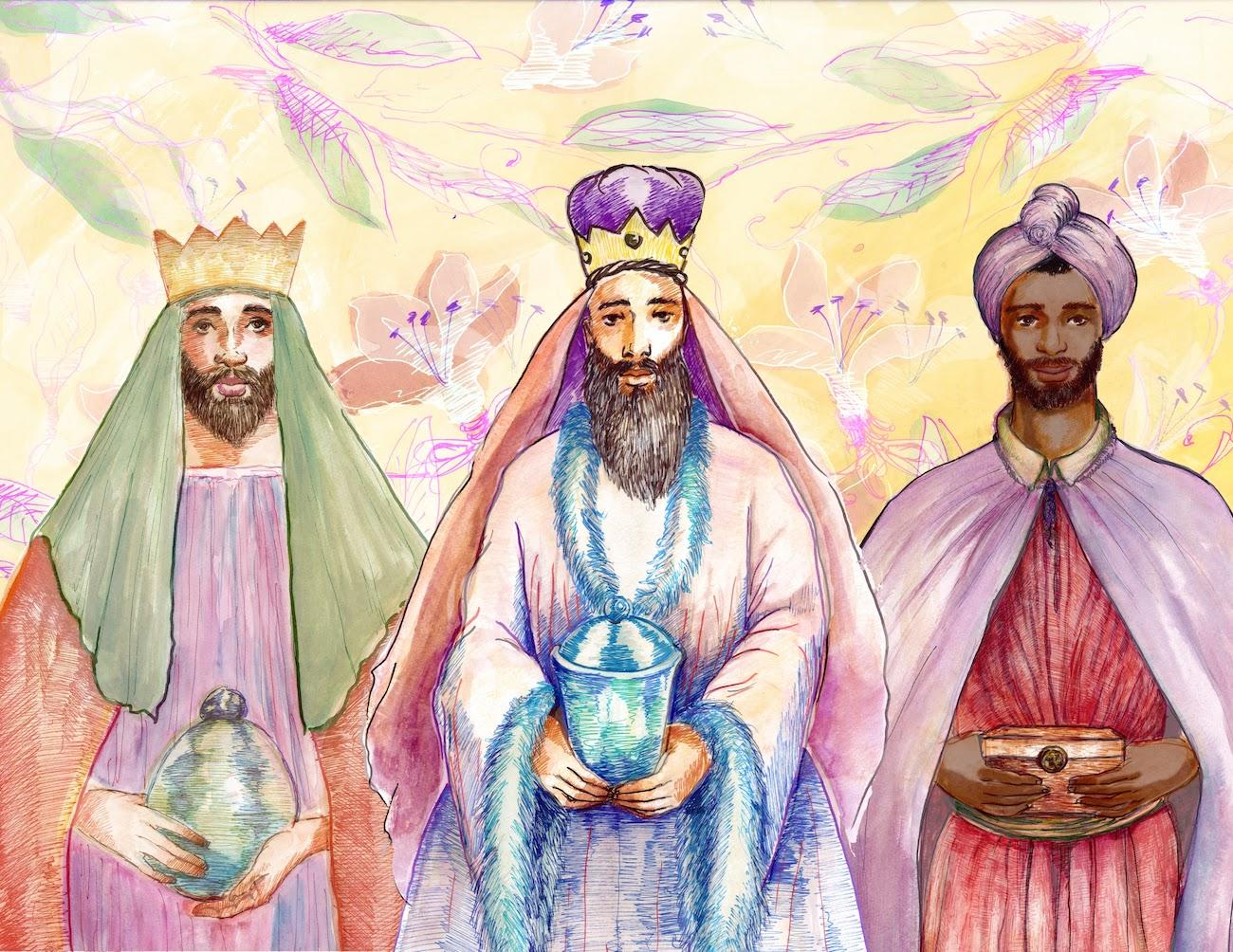 3 kings day 2020