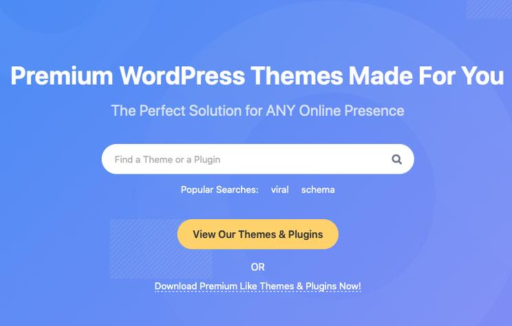 My Theme Shop Temas y plugin premium para WordPress (y algunos gratuitos)