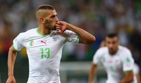 Germany vs. Algeria (Round of 16)